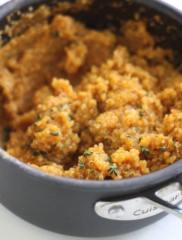 Pumpkin quinoa  thyme3