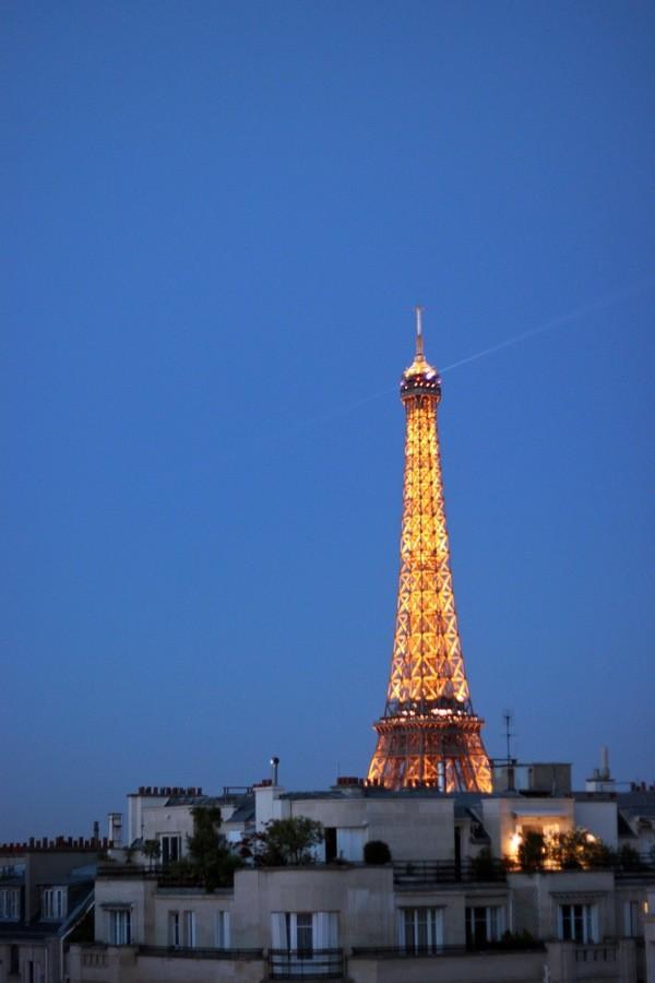 London paris 201251