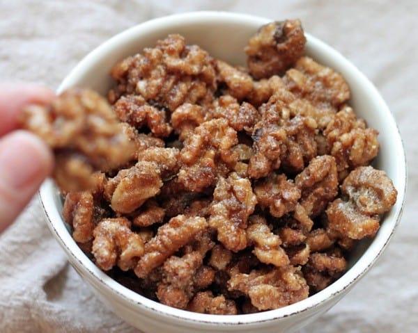Candied walnuts09