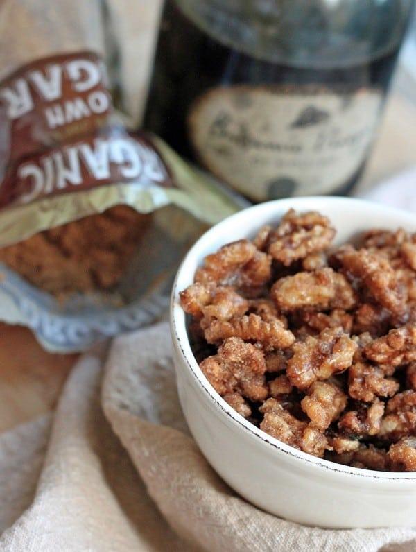Candied walnuts10