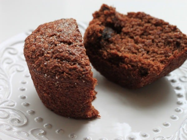 Pumpkin pie bran muffins12