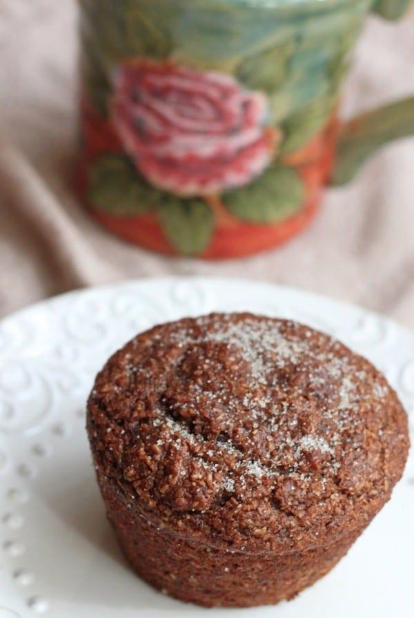 Pumpkin pie bran muffins13