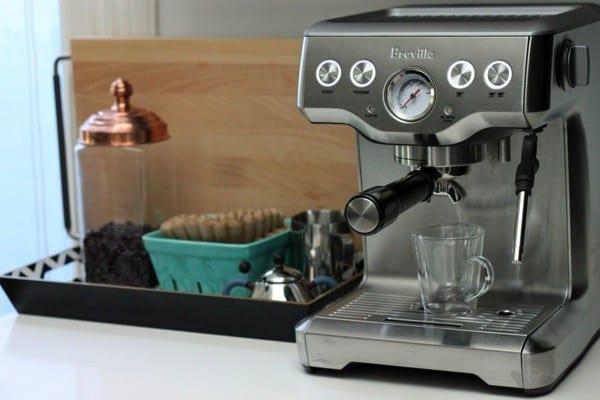 Breville espresso maker1