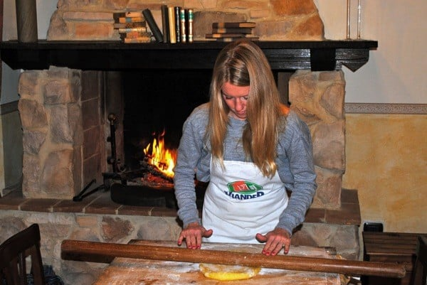 Italian cooking lesson01