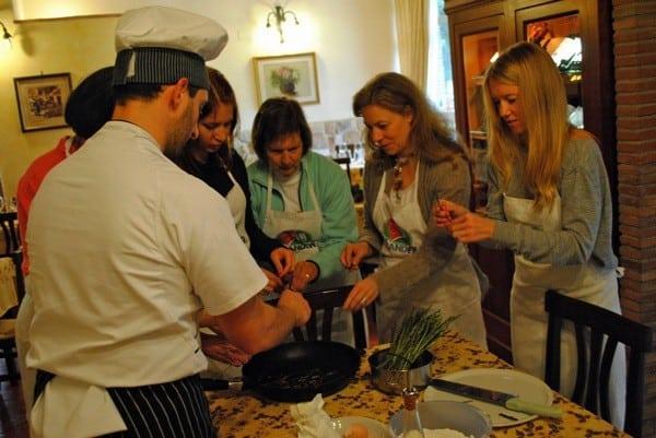 Italian cooking lesson02