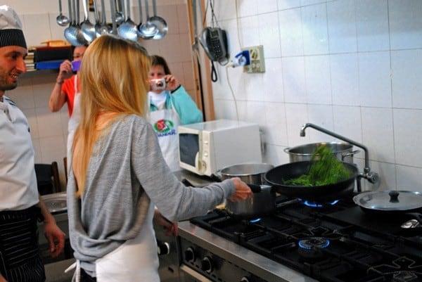 Italian cooking lesson08