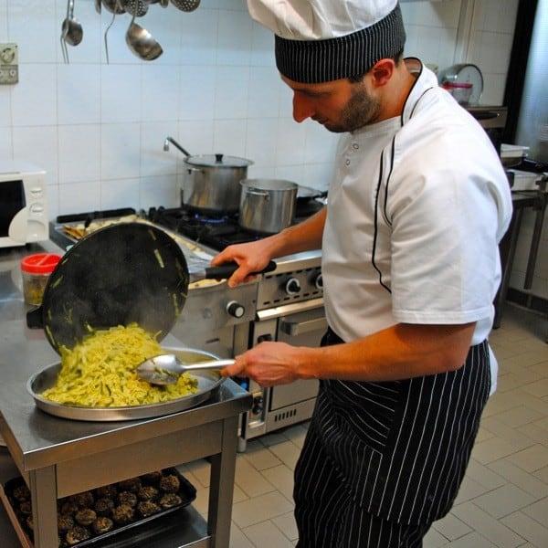 Italian cooking lesson10