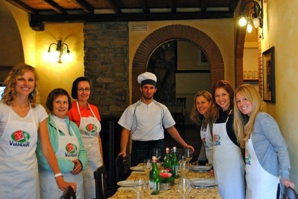 Italian cooking lesson11