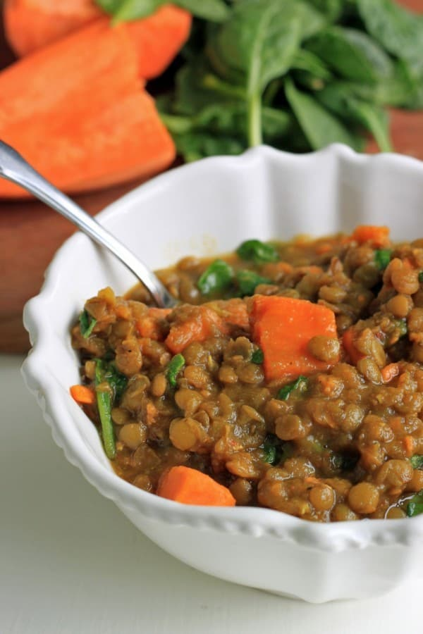 lentil sweet potato stew 3