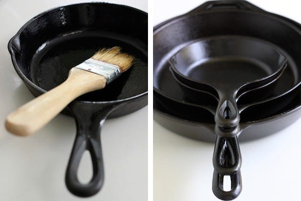 How to season cast iron6