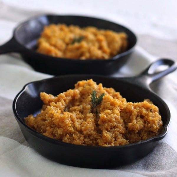 Pumpkin quinoa with thyme3