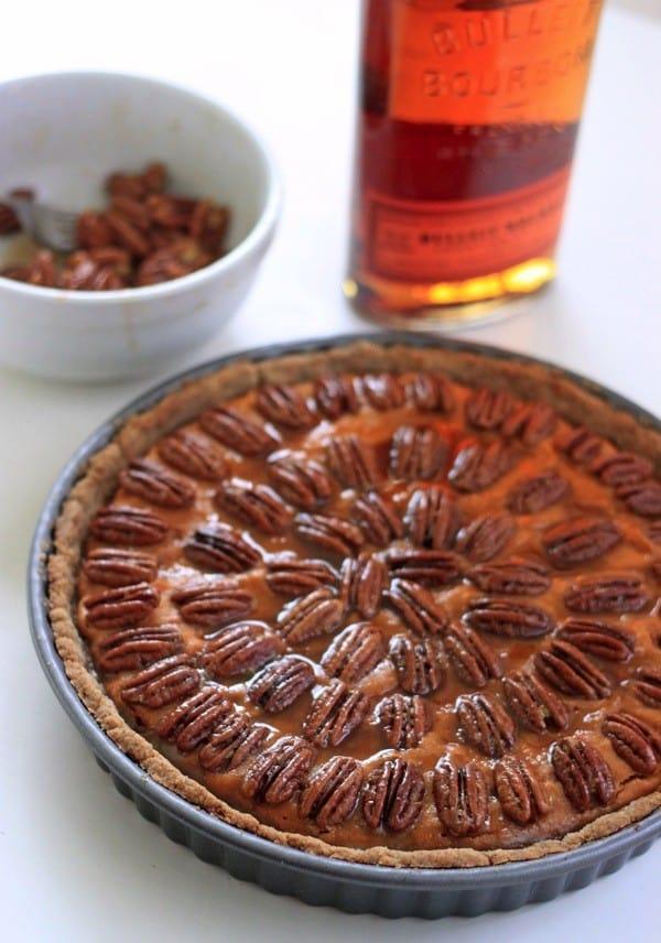 Nutritionella sweet potato pecan tart 11